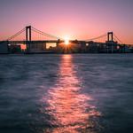 Rainbow Bridge - Tokyo, Japan - Travel photography thumbnail