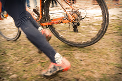 Budapest, Hungary, 2018 (rdsfoto.hu) Tags: cyclocross ktm orange speed mud spd motion blur fast forward