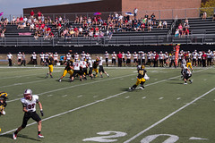GAC_0468 (kbrimsek) Tags: football gamegame hollingsworthfield homecomingfootballgame pckyleebrimsek 20170923 homecoming outdoor outside