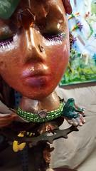 Pam O'Neil's Sculpture