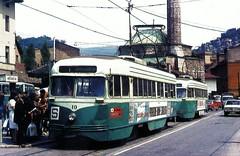 SARAJEVO 10 (brossel 8260) Tags: yougoslavie tram pcc
