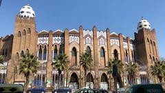Monumental, Barcelona.
