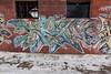 RAIN (TheGraffitiHunters) Tags: graffiti graff spray paint street art colorful nj new jersey camden legal wall mural rain