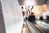 2018_Jan_NZLijn-988 (jonhaywooduk) Tags: subway amsterdam design architecture tunnel rokin vizelgraacht turnstile escalator
