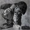 Portrait of a Stone Carver (MikesPics4U2) Tags: artisan stone carver stonecarver man worker