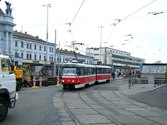 Brno tram No.1048 (johnzebedee) Tags: tram transport publictransport vehicle brno czechrepublic johnzebedee