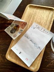Seto, 5-6 Plender St, London NW1 0JT (droolworthy) Tags: japanesefood mackerel misosoup healthyfood setlunch fish chillioil tableforone solodining camden camdentown