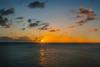 Caribbean Sundown Part 2 (FOXTROT|ROMEO) Tags: sundown sunrise clouds wolken wolke sky himmel blau rot sonne sun sonnenuntergang sonnenaufgang ocean ozean meer karibik cruise sonnenstrahlen sunrays rays refelctions travel