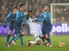 Swansea City v Arsenal - Premier League (Stuart MacFarlane) Tags: englishpremierleague sport soccer clubsoccer soccerleague swansea wales unitedkingdom gbr