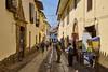 Cuzco, Peru (szeke) Tags: buildings colonial street peru cusco