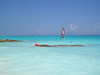 Caribbean Blue (W@nderluster) Tags: caribe ocean mexico blue sand travel seascape sea windsurf beach summer diving exploring water holiday