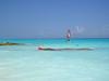Caribbean Blue (W@nderluster) Tags: caribe ocean mexico blue sand travel seascape sea windsurf beach summer diving exploring water