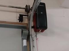 Jackshaft Drive Garage Door Opener (QuietHut) Tags: jackshaft drive garage door opener wall mount liftmaster 8500 24v dc motor