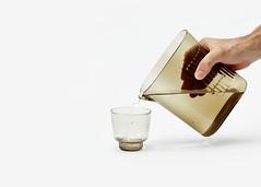 RidgeKitchen-pitchersmoke-silo-01-VRKPS (Charles & Marie) Tags: glasses areaware glassware ridgekitchen carafe visibility pitcher