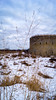 Fort Snelling (Lizzy Lentsch Photography) Tags: fortsnelling fort park january winter snow building stone stonebuilding abandoned sky clouds overcast