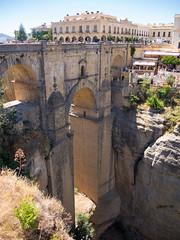 Puente Nuevo, Ronda. (od0man) Tags: puentenuevo eltajogorge rioguadalevin ronda andalucía spain