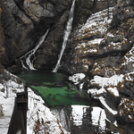 Bohinj, les cascades Savica1801011329 thumbnail