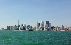 Toronto Skyline - 2012 (Howard258) Tags: torontoontario downtowntoronto sklyline 2012 toronto