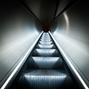Another Stairway To The Darkness (Nell's Journey) Tags: ladefense stairs