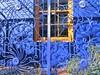 Cape Town, colourful houses of Bo-Kaap district (Sokleine) Tags: colours colors couleurs houses maisons bokaap district malay malais gentry capetown lecap southafrica afriquedusud africa afrique za ironwork ferronnerie iron grille bleu blue window fenêtre fenster light shadows ombres lumière