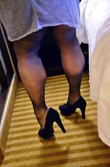 DSC_0017jj (ARDENT PHOTOGRAPHER) Tags: muscular calves flexing muscle legs muscularwoman