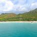 Strand Anse Lazio auf der Insel Praslin Seychellen