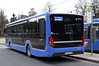 Auch das Heck der neuen MAN-Generation fällt auf (Frederik Buchleitner) Tags: 4000 bus leihbus linie144 lionscity man munich münchen omnibus testbus