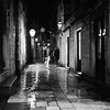 Nocturno (Koprek) Tags: croatia film dubrovnik medium format nightlight low light streetphotography rolleiflex 28f kodaktrix 1600