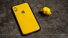Pacman Like it ;) (dr.7sn Photography) Tags: iphone iphonex yellow yellowiphonex pacman funko funkopop alcantara slickwraps sticker apple nikon professional photographer