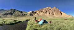 Campamento Valle Campanario (Mono Andes) Tags: andes chile chilecentral regióndelmaule campanario vallecampanario campamento