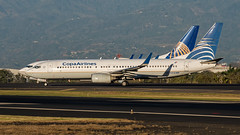 Shall we race? (wittowio) Tags: airliner aviation spotting copa boeing b737