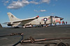 VFP-206 RF-8G Crusader BuNo 145607 (skyhawkpc) Tags: aviation 1985 145607 vfp206hawkeyes rf8g crusader af605 ussdwightdeisenhower cvn69 officialusnavy dvic vought