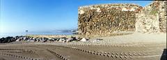 IMG_20180211_0027 (anyera2015) Tags: ceuta panorámica panorama noblex 135s 135 fuji fujifilm superia xtra 400 fujifilmsuperiaxtra400 noblex135s playa