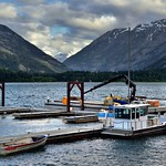 Boats Docked on Lake Chelan (North Cascades National Park Complex) thumbnail