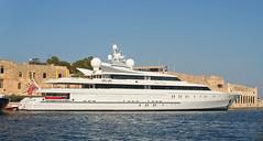 The Indian Empress (big_jeff_leo) Tags: malta ship boat yachts luxury expensive elegant mediterranean island port harbour harbor