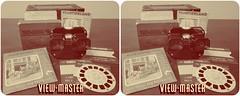 Vintage View-Master (sleightman 3D) Tags: allrightsreserved copyrightcarlwilson 3d 3dphotography crosseye crossview depth disneyland disney stereoview stereo stereoscopic stereogram sleightman stereoscope reels reel viewmaster vintage toy toys americana american 1940s 1950s