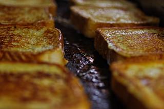 French toast...