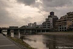 Sanjyo Ohashi (takashi_matsumura) Tags: kyōtoshi kyōtofu japan sanjyo ohashi bridge higashiyamaku kyoto ngc cloud sigma 1750mm f28 ex dc os hsm