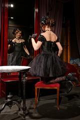 IMGP6792_DxO (heraldofstagnation) Tags: pentax k3ii portrait mirror reflection dress gloves makeup chair goth sigma hsm art 1835 mm f18