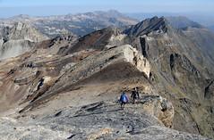 Campbieil (Paulo Etxeberria) Tags: campbieil estaragne néouvielle pirinioak pirineos pyrénées pyrenees mendizaleak montañeros mountaineers alpinistes
