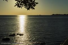20180108-194528 (carlosgera) Tags: sunset puestadesol colonia coloniadelsacramento uruguay