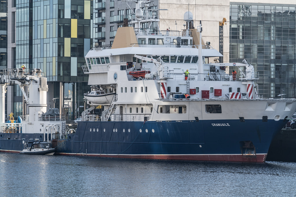 ILV GRANUAILE VISITS DUBLIN [11 JANUARY 2018]-135371