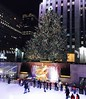 Rockefeller Center, NYC (Sage Girl Photography) Tags: 30rock sagegirl iphone7plus holiday newyork city winter ice tourists festive lights tree december manhattan skatingrink rockefellercenter nyc