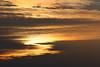 Zon tussn de wolken (Tom van der Heijden) Tags: vlissingen zonsondergang wolken clouds zon westerschelde rivier