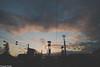 Coucher de soleil à Persan Beaumont (Quentin Douchet) Tags: ferroviaire transport chemindefer ciel cloud coucherdesoleil nuage railtransport railroad railway sky sunset transportation persan îledefrance france fr