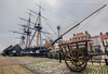 HMS Trincomalee (Blaydon52C) Tags: ship navy royal boat frigate hms trincomalee hartlepool durham historic history nelson bombay dock historical