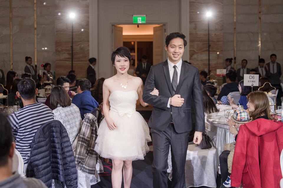 婚攝 高雄林皇宮 婚宴 時尚氣質新娘現身 S & R 115