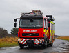 KP14FPG (firepicx) Tags: incident emergency hazmat chemical spill northumberland fire rescue service hm coastguard newbiggin creswell kp14fpg