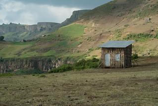 School - Hudad Plateau, Ethiopia (near Lalibela)