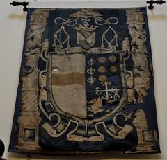 Astorga (León-España). Museo de la catedral. Escudo (santi abella) Tags: astorga león castillayleón españa heráldica escudos
